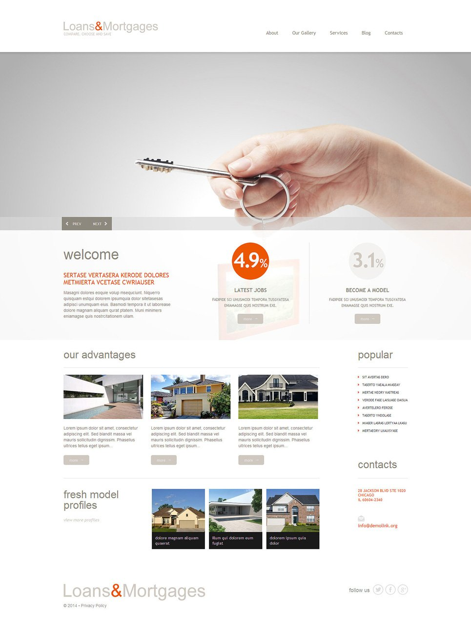 Best Website Design For Mortgage Lender