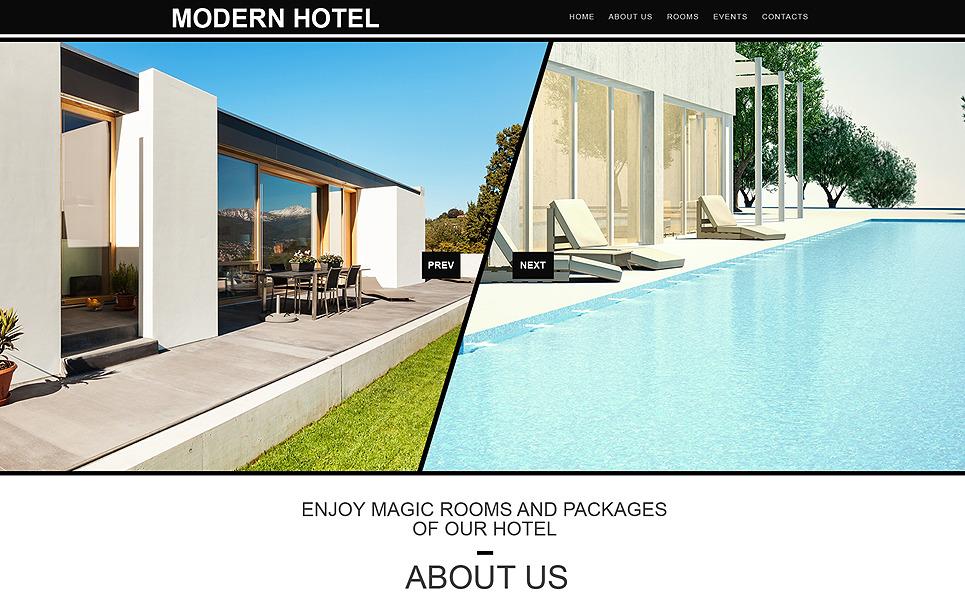 Otel  Muse Şablon New Screenshots BIG