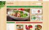 Plantilla osCommerce para Sitio de Tienda de Alimentos New Screenshots BIG