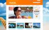 Seyahat Firması  Oscommerce Şablon New Screenshots BIG