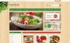 Szablon OsCommerce #51200 na temat: sklep z żywnością New Screenshots BIG