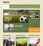 Sport WordPress Template 51301