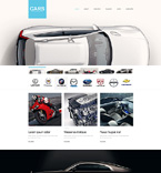 Cars Muse  Template 51316