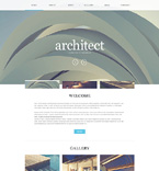 Architecture Muse  Template 51317