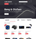Cars PrestaShop Template 51320
