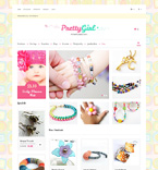 Jewelry Magento Template 51322