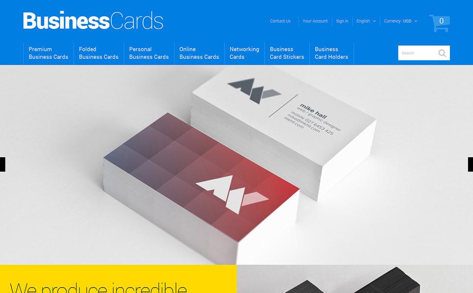 Responsives PrestaShop Theme für Business und Dienstleistungen New Screenshots BIG