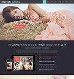 Fashion Joomla  Template 51328