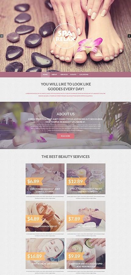 Drupal Template 51329 Main Page Screenshot