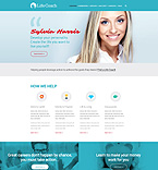 Society and Culture Website  Template 51332