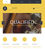 Law Website  Template 51333