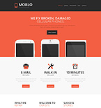 Electronics Website  Template 51334