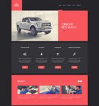 Cars Website  Template 51352