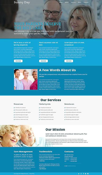 Website Template #51361