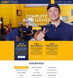 Cars Website  Template 51370