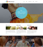 Entertainment Website  Template 51371