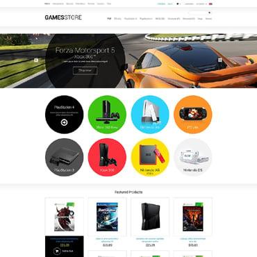 Купить  пофессиональные ZenCart шаблоны. Купить шаблон #51374 и создать сайт.