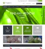 Medical Shopify Template 51379