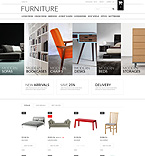 Furniture PrestaShop Template 51386