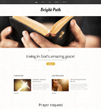 Religious WordPress Template 51391