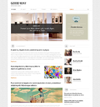 Art & Photography WordPress Template 51394