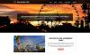 Адаптивний Шаблон сайту на тему парк розваг New Screenshots BIG