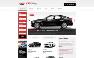 Car Selling - Car Dealer Multipage Clean HTML Website Template