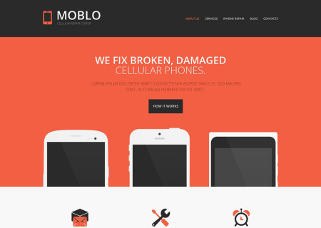 Mobile Store Responsive
