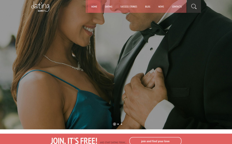 6 Dating WordPress Themes & Templates