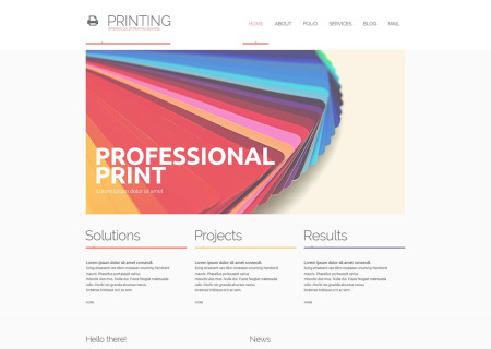 Print Shop Responsive