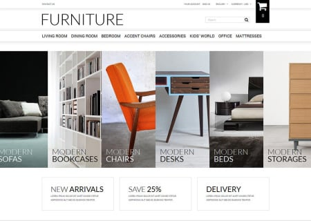 Selling Furniture Online