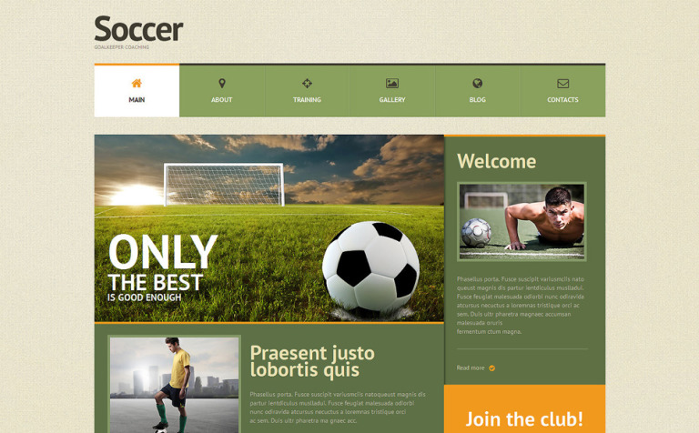 12 Sports WordPress Themes & Templates