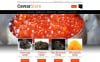 Tema Magento Responsive #51351 per Un Sito di Ristorante Frutti di Mare New Screenshots BIG