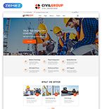 Website  Template 51405