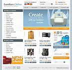 osCommerce  Template 51443