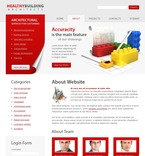 Website  Template 51483