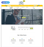 Website  Template 51489