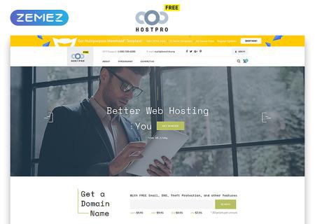 Free HTML5  - Hosting