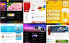 Free HTML5 Website Templates - Bundle Pack Website Template New Screenshots BIG