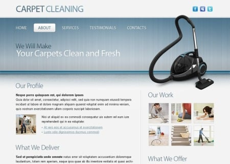 Free Maintenance and Cleaning