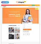 Education Website  Template 51518