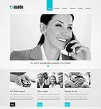 Website  Template 51581