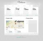 Cafe & Restaurant Website  Template 51589
