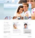 Wedding Website  Template 51597