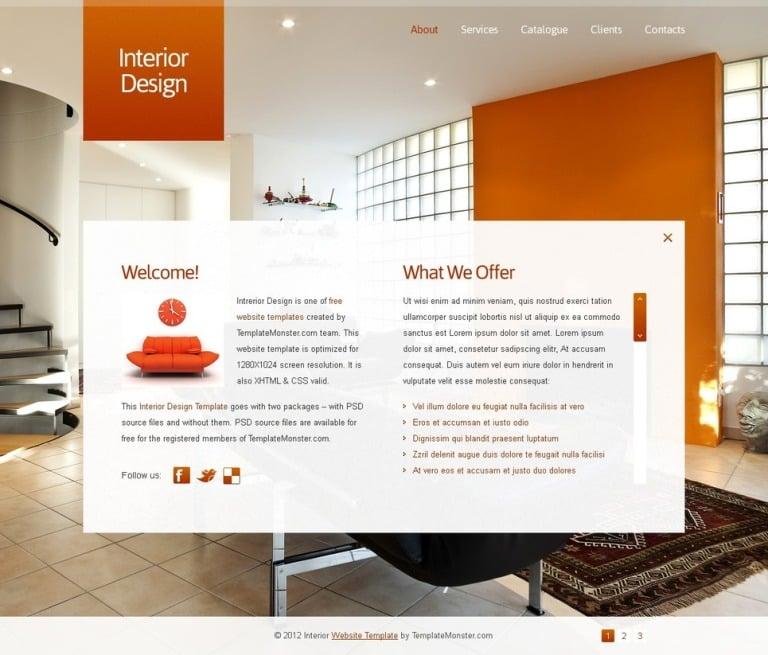free template design