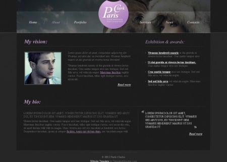 Free  with JustSlider, jCarousel, FancyBox