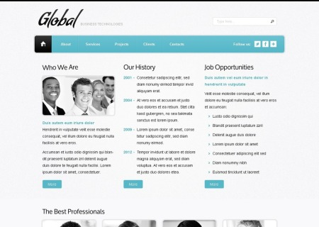 Free   - Business Site
