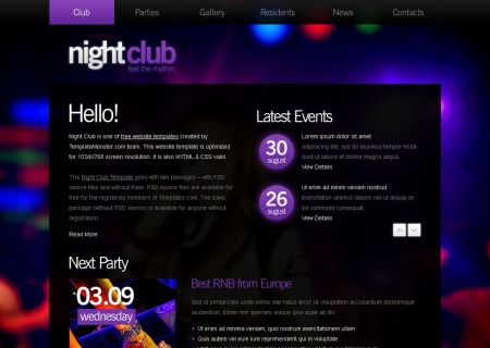 Free   - Night Club