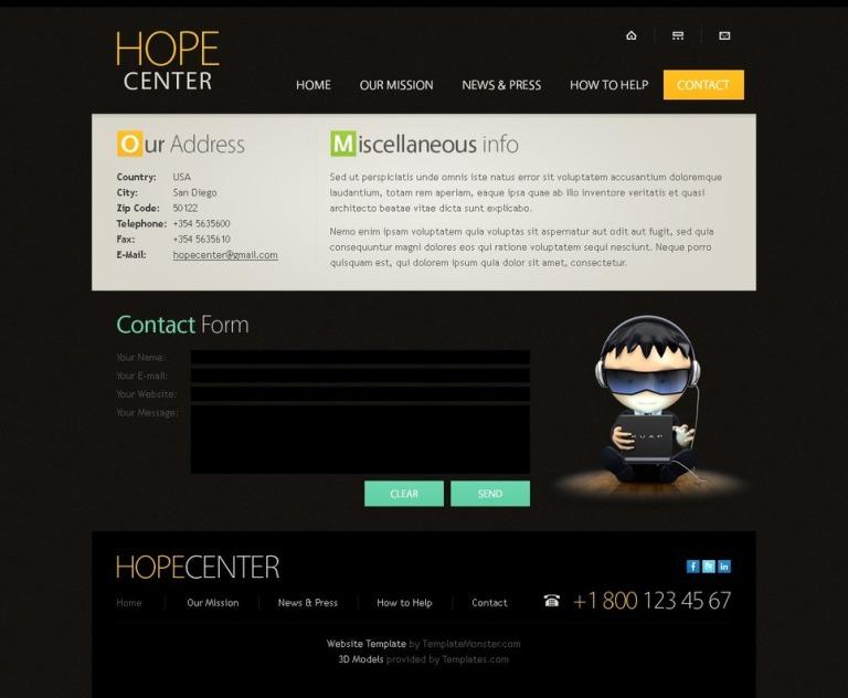 website tem