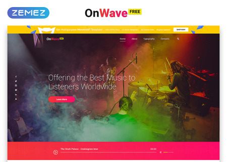 Free   with jQuery Gallery - Music